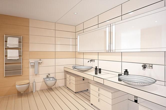planung organisation und bauma nahmen ihres badezimmers die bad profis schlachte lohoff in. Black Bedroom Furniture Sets. Home Design Ideas